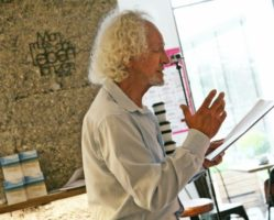 Lesung CAFIE (Foto: Alexandra Rangger)