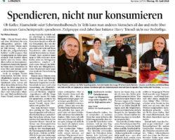 Tiroler Tageszeitung  30.4.2018